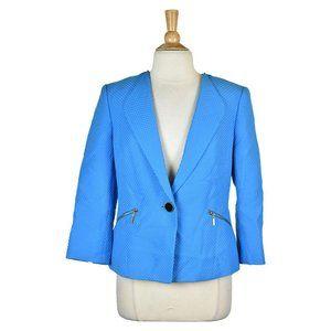 Jones Studio Blazers 10 Blue